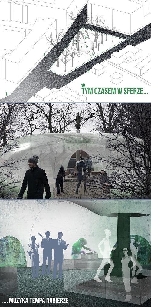 Projekt Sfera_plac sw. Stanisława 3
